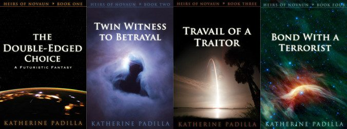 Heirs of Novaun covers