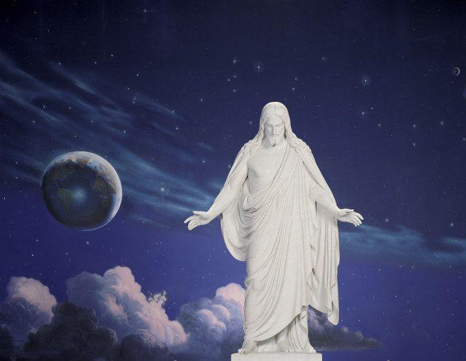 Christus, by Aldo Rebechi